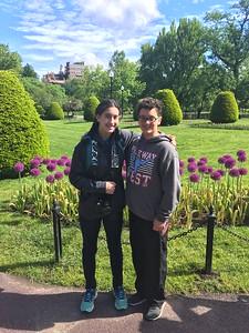 Grace and Brendan @ Boston Commons