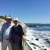 David & MaryAnne on The Newport Cliff Walk