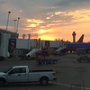 Southwest Airlines Sunset Departure @ Lambert Field [STL]