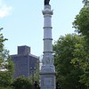 Soldiers' and Sailors' Monument @ Boston Common