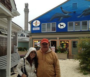 Liisa & David @ Provincetown