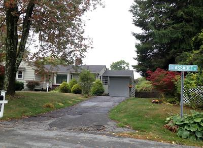 Aunt Aili's house @ Maynard, Massachusetts