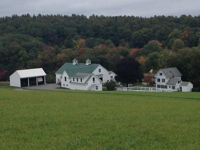 New England & Northeast - September - October 2014