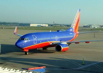 Southwest Airlines @ Saint Louis [Lambert Field] International Airport