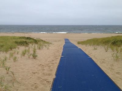 Race Point Beach [walkway] @ Cape Cod NS
