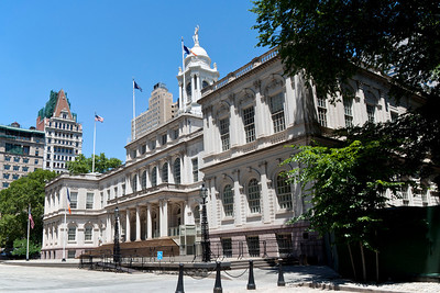 NYC City Hall