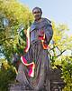 St  Francis Statue in Santa Fe