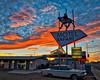 Tucumcari Sunset