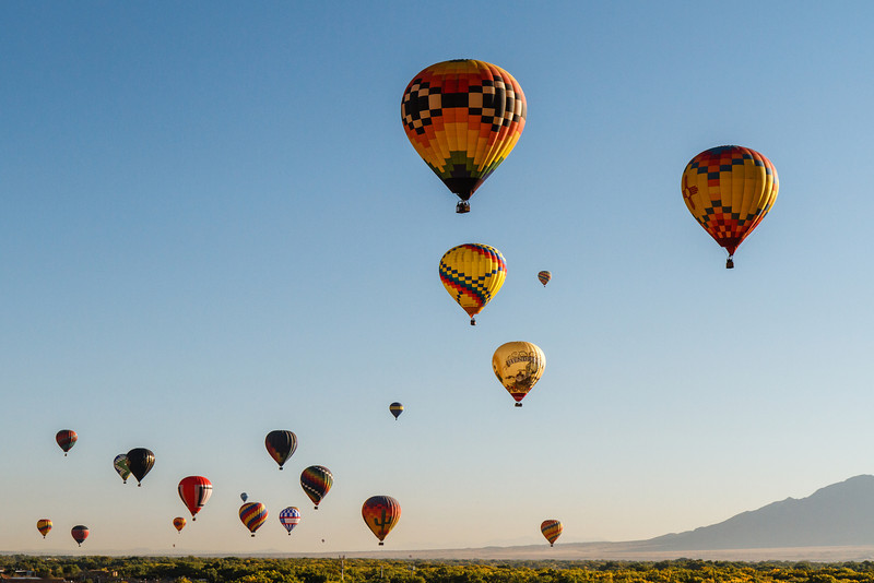 New Mexico Ballooning 2012