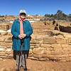 MaryAnne @ Mesa Verde NP [Far View House]