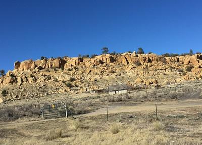 New Mexico Ranch near Cuba