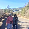 MaryAnne and Kim @ Sandia Crest Scenic Highway