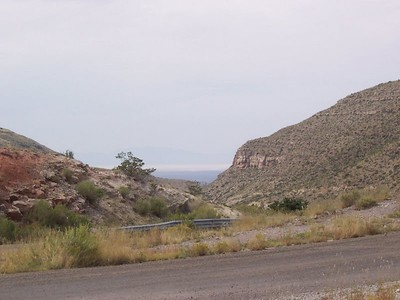 Day 4 - in Tularosa Valley.