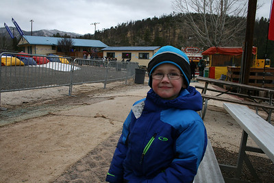 New Mexico Trip, Snow Tubing - March 2014