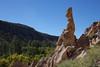 Eroded Rock at Bandelier