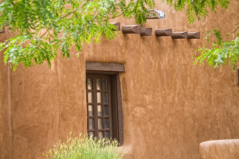 Typical Adobe Building