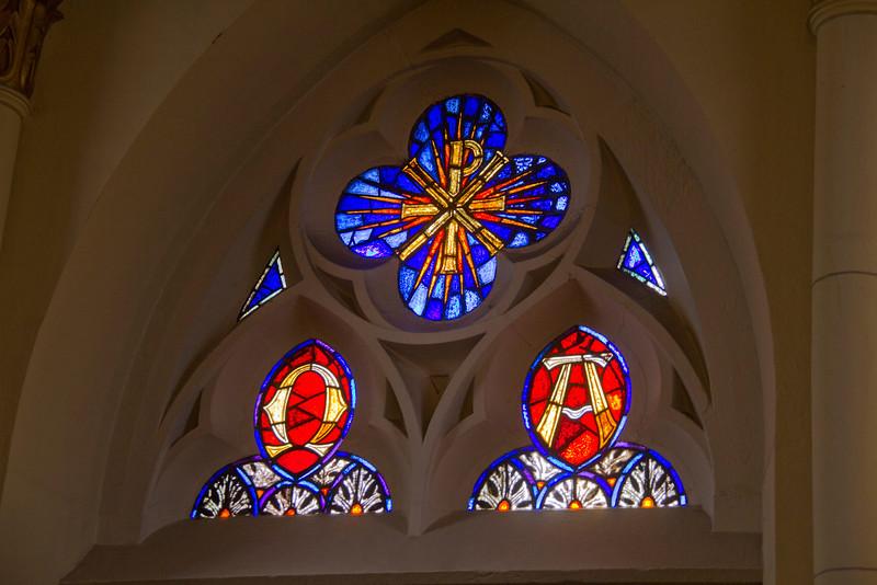 Loretto Chapel. Santa Fe