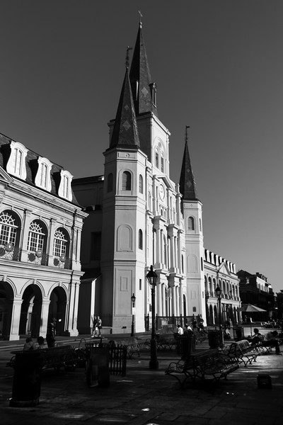 St Louis Cthedral