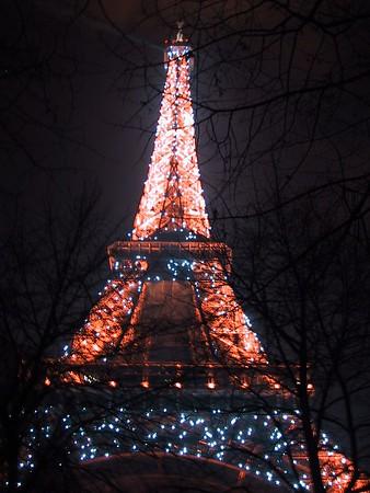 New Year's Eve, Paris - 2003/2004