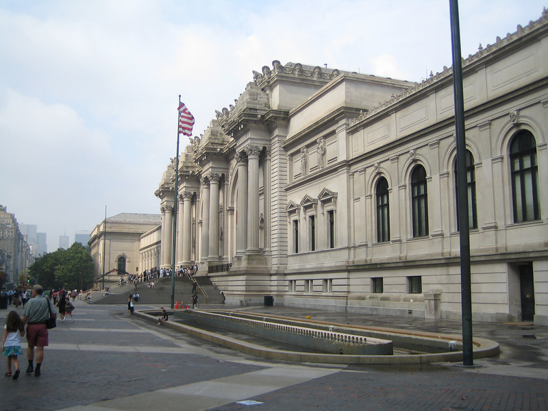 The Metropolitan Museum of Art - my favorite was Washington Crossing the Delaware