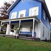 "The ""Freakin' Blue House"""
