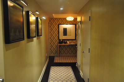 hallway from entry