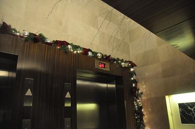 elevator says Hi