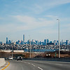 Driving up to NYC