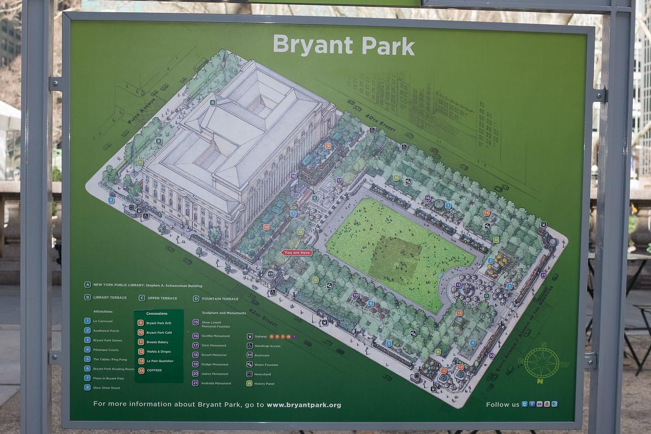 Bryant Park