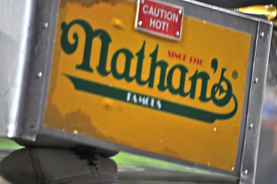 Can't beat a Nathan hotdog.