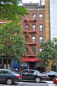 Building housing our restaurant http://www.chezjosephine.com/