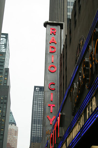 In which I see the Radio City Christmas Spectacular for the first time.