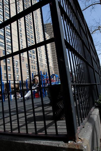 Playground Cage