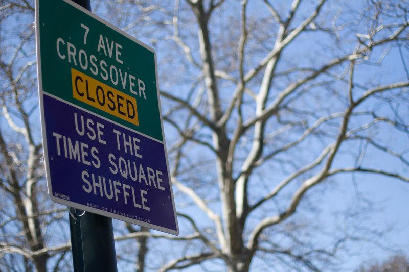 Dance steps on traffic signs?