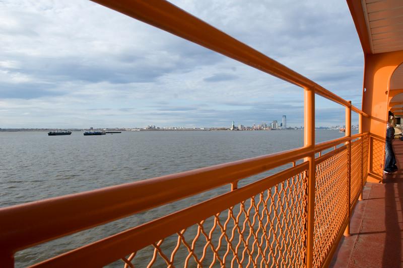 Ferry Railing