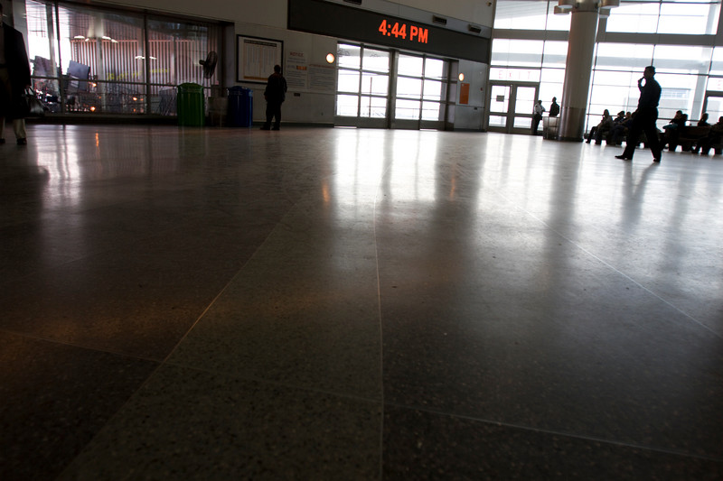 Staten Island Ferry Station