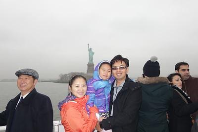 New York December 2015