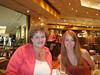 Mary Hjorth and Devon in Rockerfeller Center