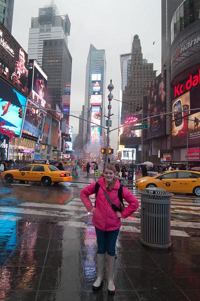 New York Trip 2012