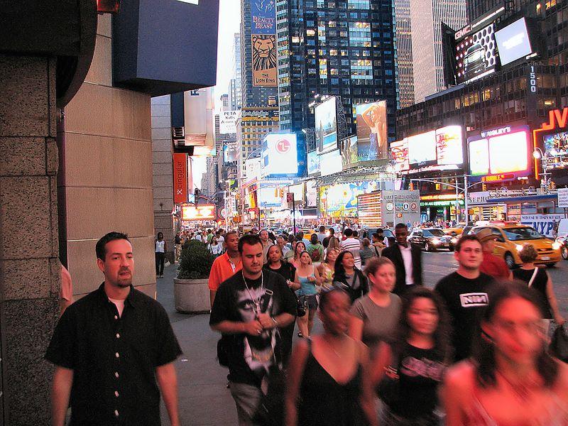 Near Times Square