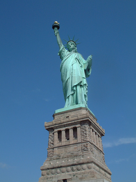"Statue of Liberty - NYC Harbor [ <a href=""http://www.statueofliberty.org/default_sol.htm"">http://www.statueofliberty.org/default_sol.htm</a> ]"