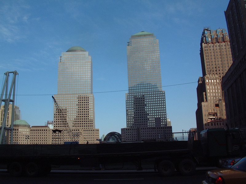 "New York City, NY - World Trade Center Site [ <a href=""http://www.tributewtc.org"">http://www.tributewtc.org</a> ]"