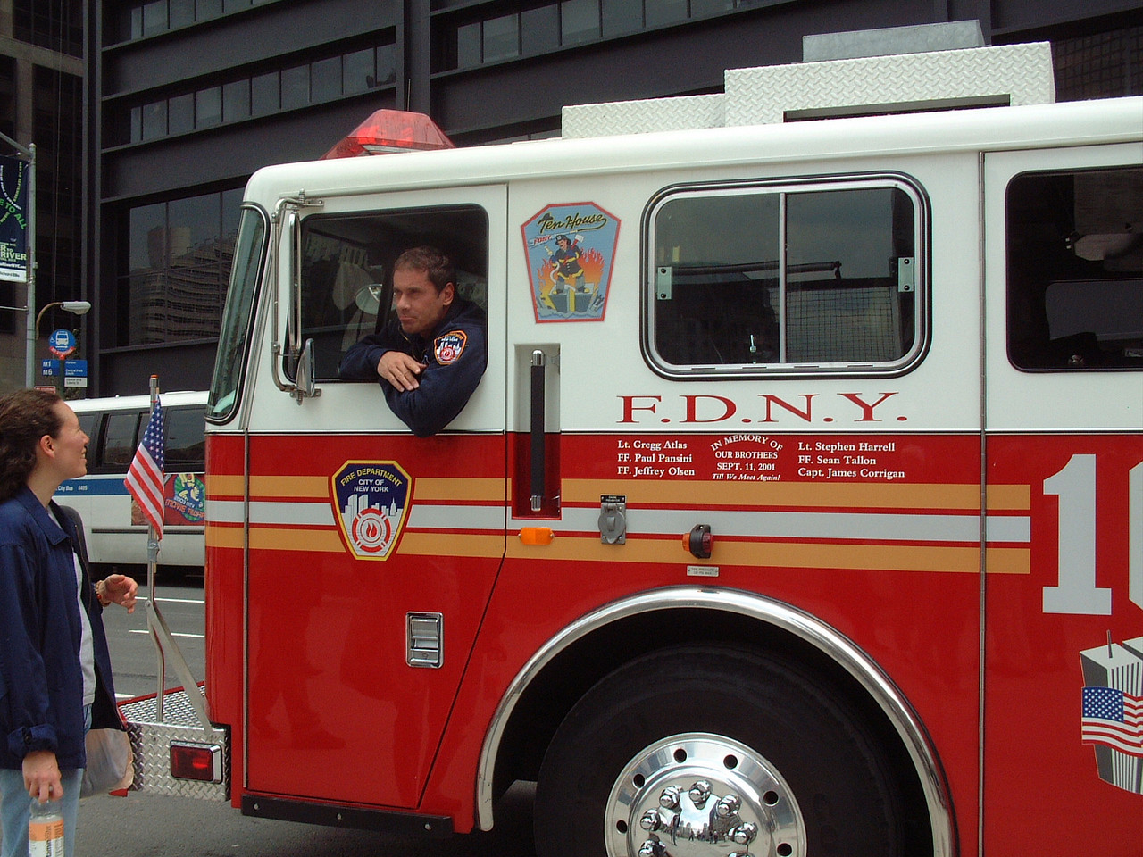 NY Fire Department - New York City, NY