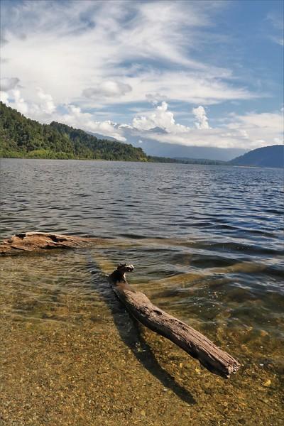 Lake Manipourika near Franz Josef.