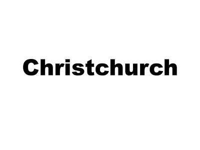 Christchurch is the 3rd largest city in New Zealand and is on the Pacific coast in the middle of the South Island.  It was struck by major earthquakes in 2010 and 2011 and suffered significant damage and loss of life.  They are still in the rebuilding stage.