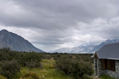 Mount Cook, Tasman Lake - December 24th