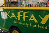 """Oh, I almost forgot, the crepe place is called Kafay and they sure make deliciously flat food :-)<br /> ----<br /> Ha, j'oubliais, le nom de la creperie, c'est """"Kaffay"""". Leur devise est """"nourriture délicieusement plate""""."""