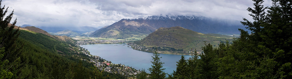 Queenstown Hill track - December 20th