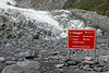 Day 4: Tuesday, 31 August 2010 - I don't remember signing a waiver to climb this glacier.