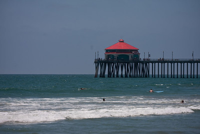 Hungington Beach Pier